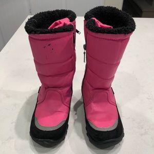 869f7d01b96c Khombu kids snow boots size 1M